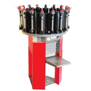 Ручные дозаторы ColourWheel 22CW
