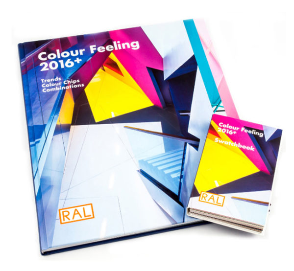 Книги RAL Colour Feeling 2016+
