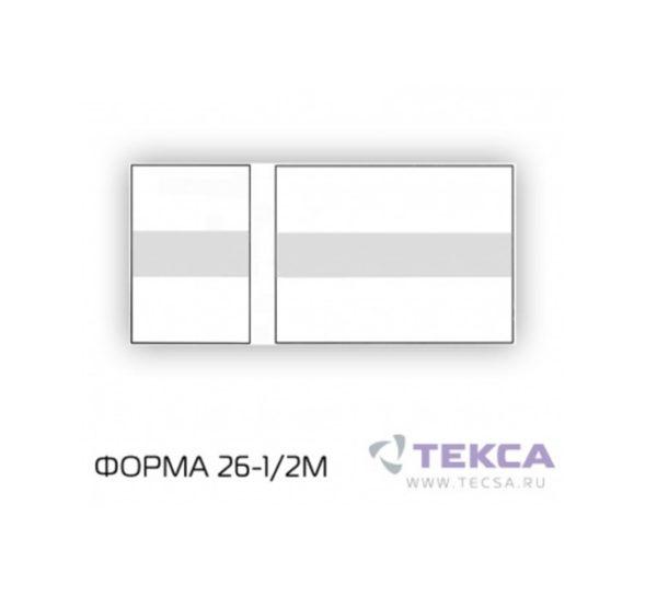 Матовые тестовые карты Leneta Wall-Matte для испытаний красок для стен
