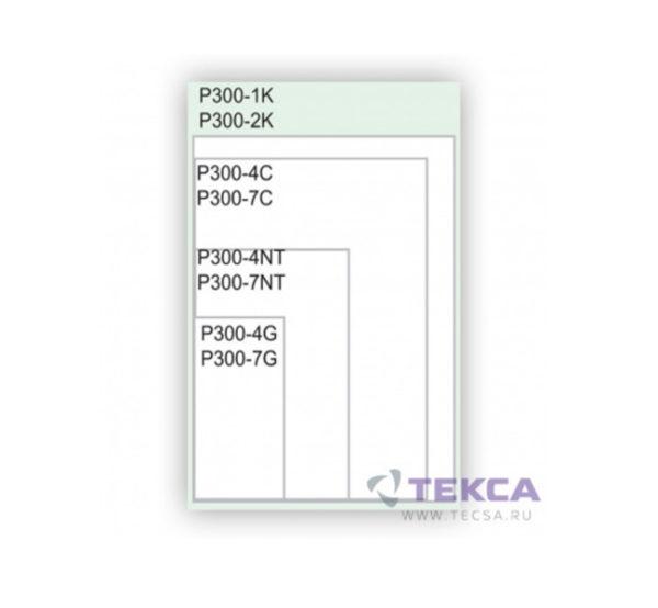 Прозрачные тест-панели Leneta из полиэфира