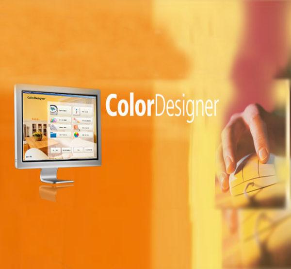 Программное обеспечение ColorDesigner