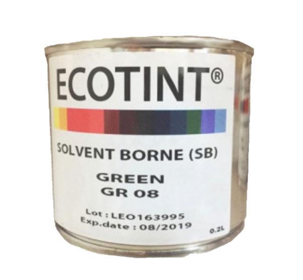 Колоранты ECOTINT SB