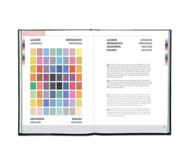 Книги RAL Colours For Hotels (Для отелей)