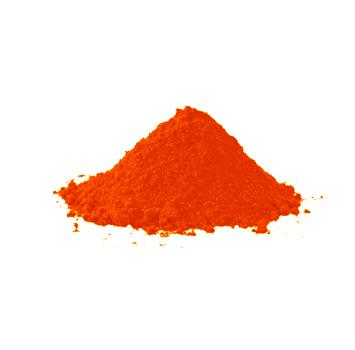 Оранжевые порошковые органические пигменты