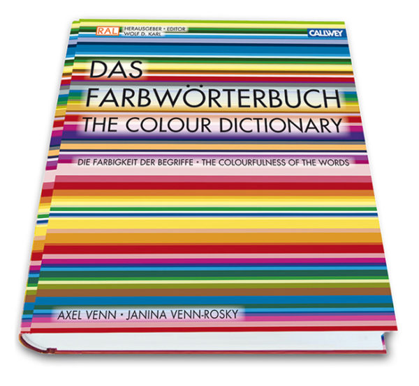 Книги RAL The Colour Dictionary