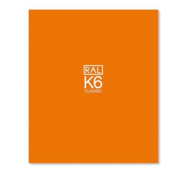 Каталоги цветов RAL CLASSIC K6