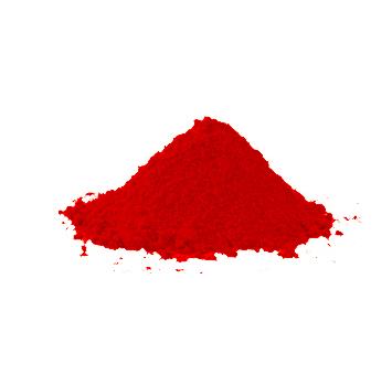 Красные порошковые органические пигменты