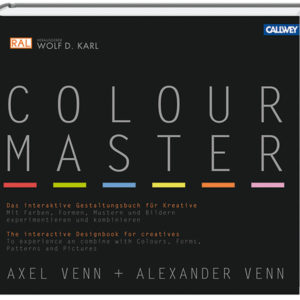 Книги RAL COLOUR MASTER