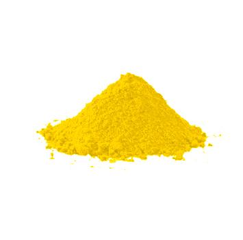 желтые порошковые органические пигменты