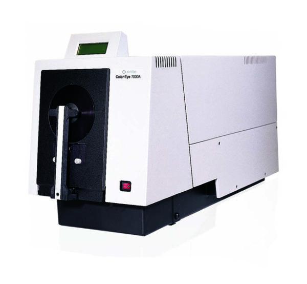 Настольные спектрофотометры ColorEye 7000A