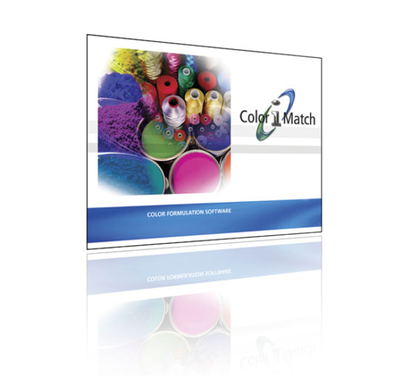Программное обеспечение Color iMatch