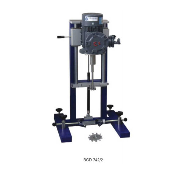 Высокоскоростные лабораторные диссольверы BGD 740/742