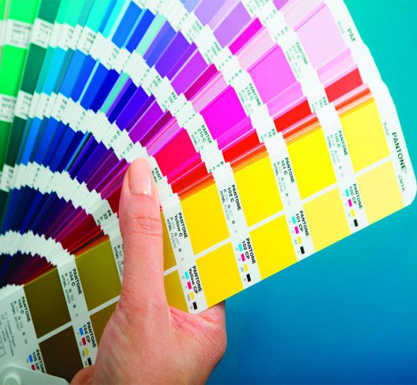 Каталоги Pantone Color Bridge Coated GG6